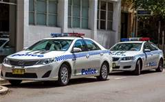 Police swoop on Sydney IT provider