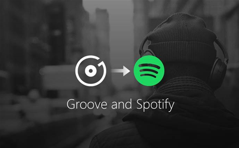 Microsoft cancels Groove music streaming service