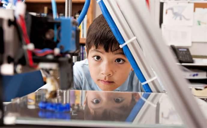 Datacom deploys 3D printers in South Australian schools