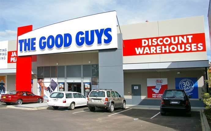 The Good Guys boss resigns after JB Hi-Fi sale