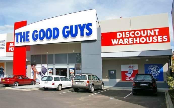 JB Hi-Fi in talks to buy The Good Guys