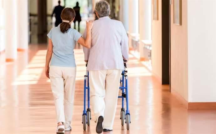 Telstra's aged care app rebuilt on Azure Australia