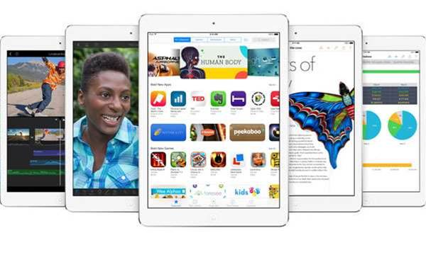 Apple's iPad Air: specs, photos and price