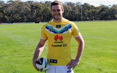 "Huawei creates ""Golden Jersey"" for Canberra Raiders"