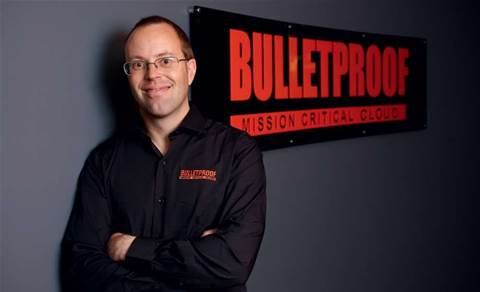 Bulletproof shares put under trading halt