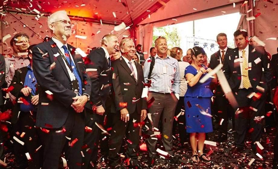 NextDC opens $80m data centre