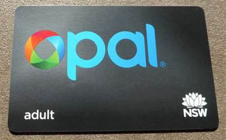 Pay for your Uber with an Opal card?