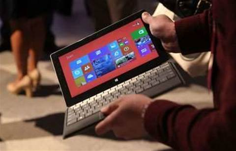 Microsoft touts new Surface Pro 2's productivity