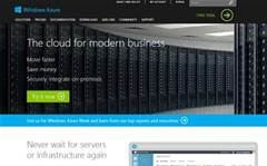 Microsoft cuts Azure storage pricing, going after Amazon