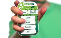 $89 braille mobile phone on sale in Australia