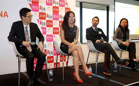 China's e-commerce giants target Australia