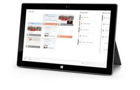 Firefox for Windows 8 lands for testing