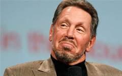 Oracle's Ellison got US$67 million in 2014