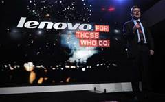 Lenovo reorg splits company into four groups