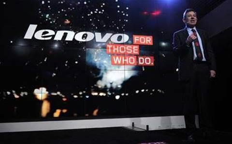 Lenovo reorg splits company into four groups