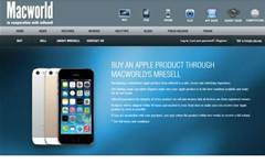Macworld enters Apple resale market