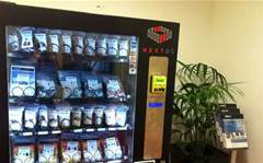 What, vending machines for network cables?