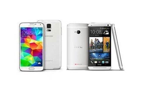 Head-to-head: Samsung Galaxy S5 vs HTC One M8