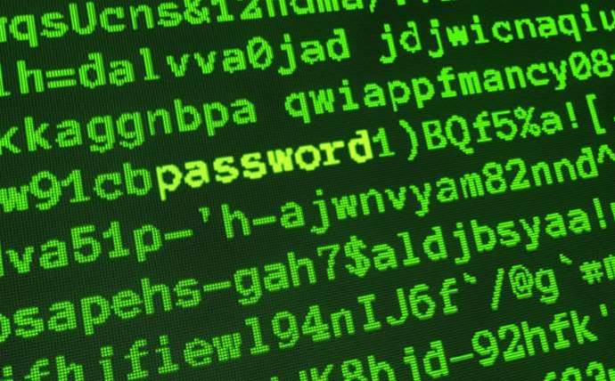 Security vs usability: the choice with passwords