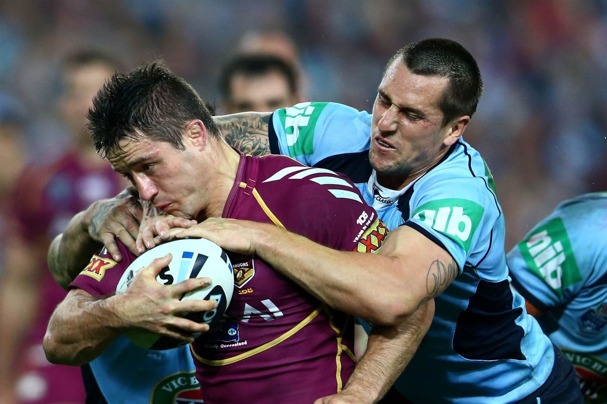 Pearce: I could play with Cronk