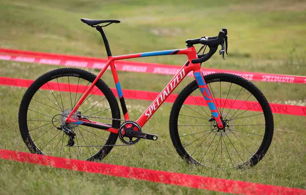 First Look: Specialized CruX