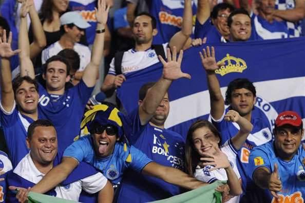 Cruzeiro remain in control