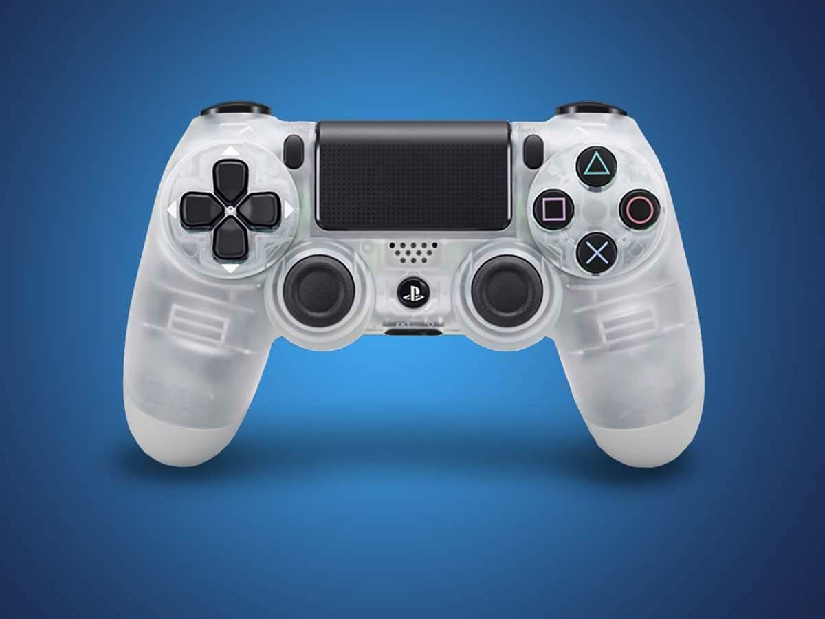 Get ready to want these awesome transparent PS4 controllers