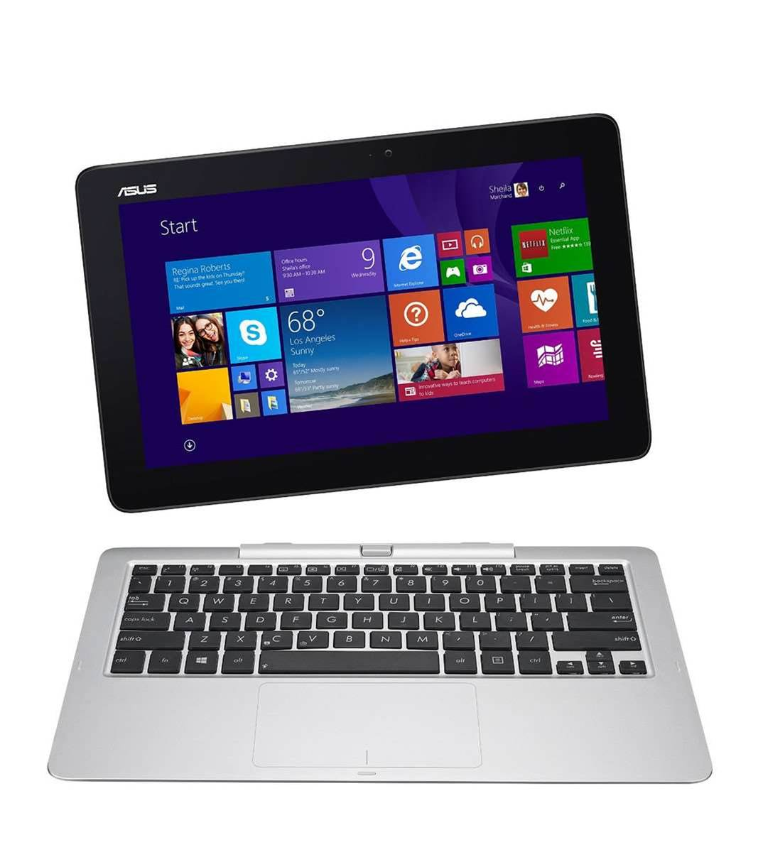 Review: Asus Transformer Book T200TA