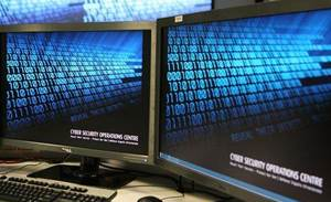 Western nations in cyber arms race