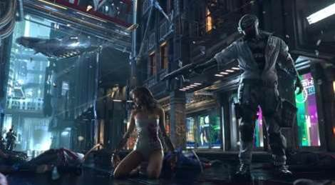 Cyberpunk 2077 has release date we're not allowed to know about