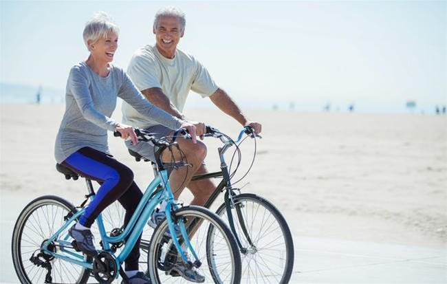 ​Why cycling may be the best way to handle Parkinson's