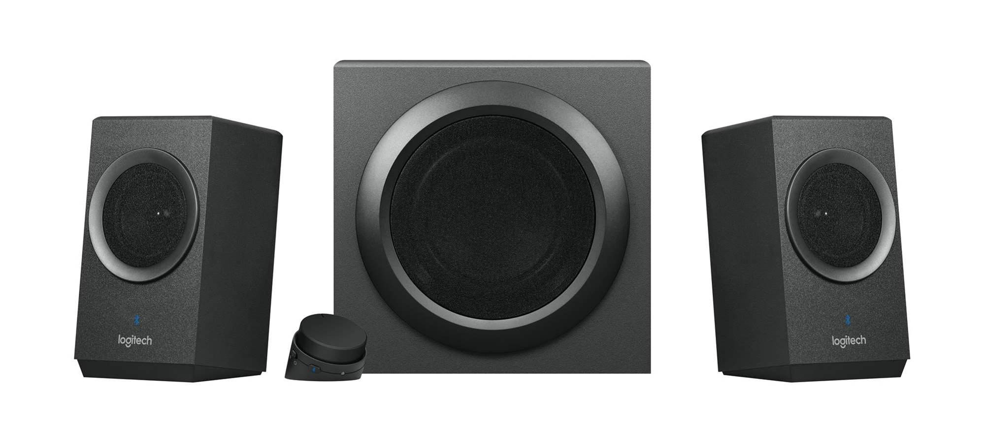 Logitech announces new Bluetooth-enabled Z337 desktop speakers