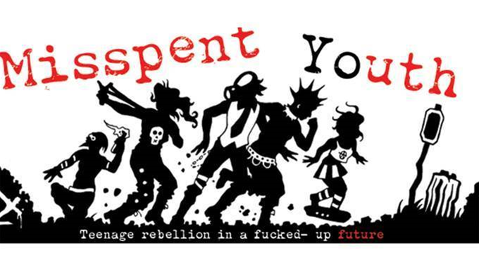 Stick it to The Man in tabletop RPG Misspent Youth