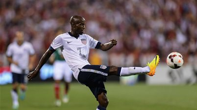 Beasley urges USA to finish strongly