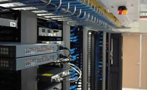 NAB data centre ready for racks