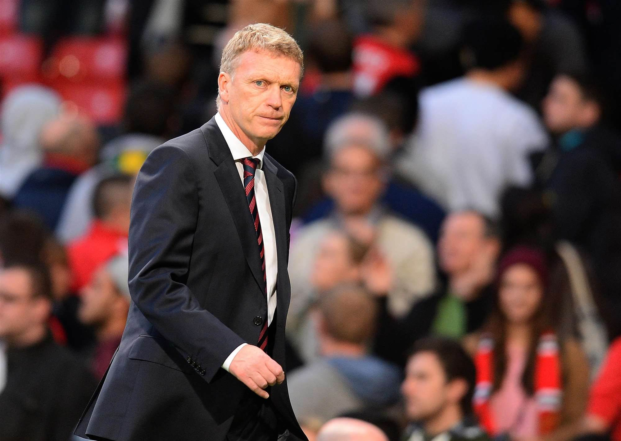 Ferguson: Moyes will do well to win a trophy