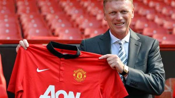 Moyes not expecting patience