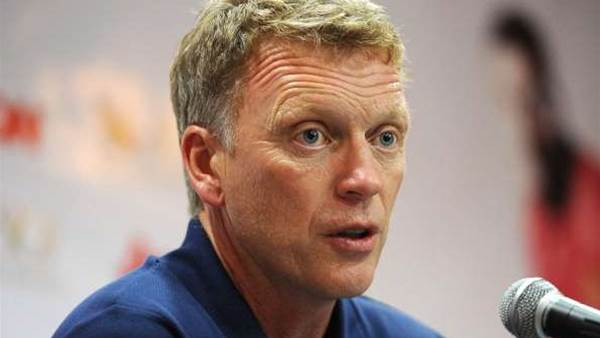 United's targets never change, insists Moyes