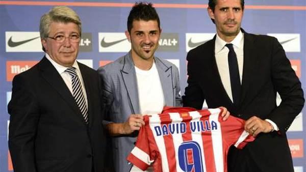 Villa: I can replace Falcao