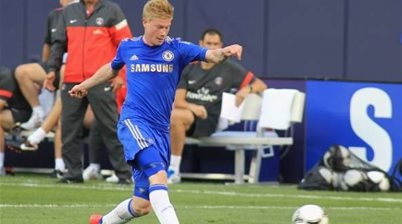 De Bruyne to return home for scan