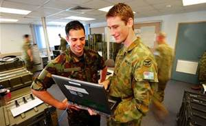 Telstra and Optus contend for Defence comms contract
