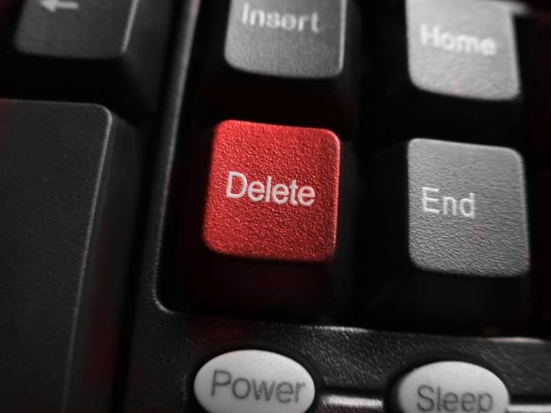 Megauploads user data set to be deleted