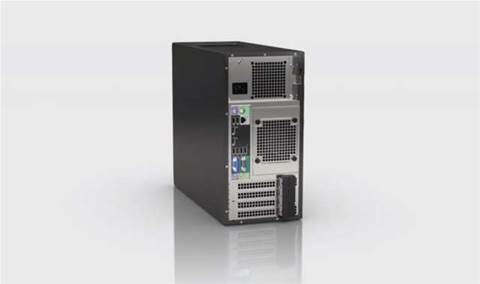 "Dell unveils an ""ideal first server"": the PowerEdge T20"