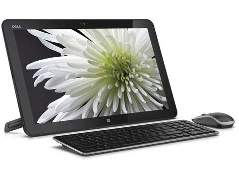 Dell's huge tablet-computer: one way to dazzle your clients?
