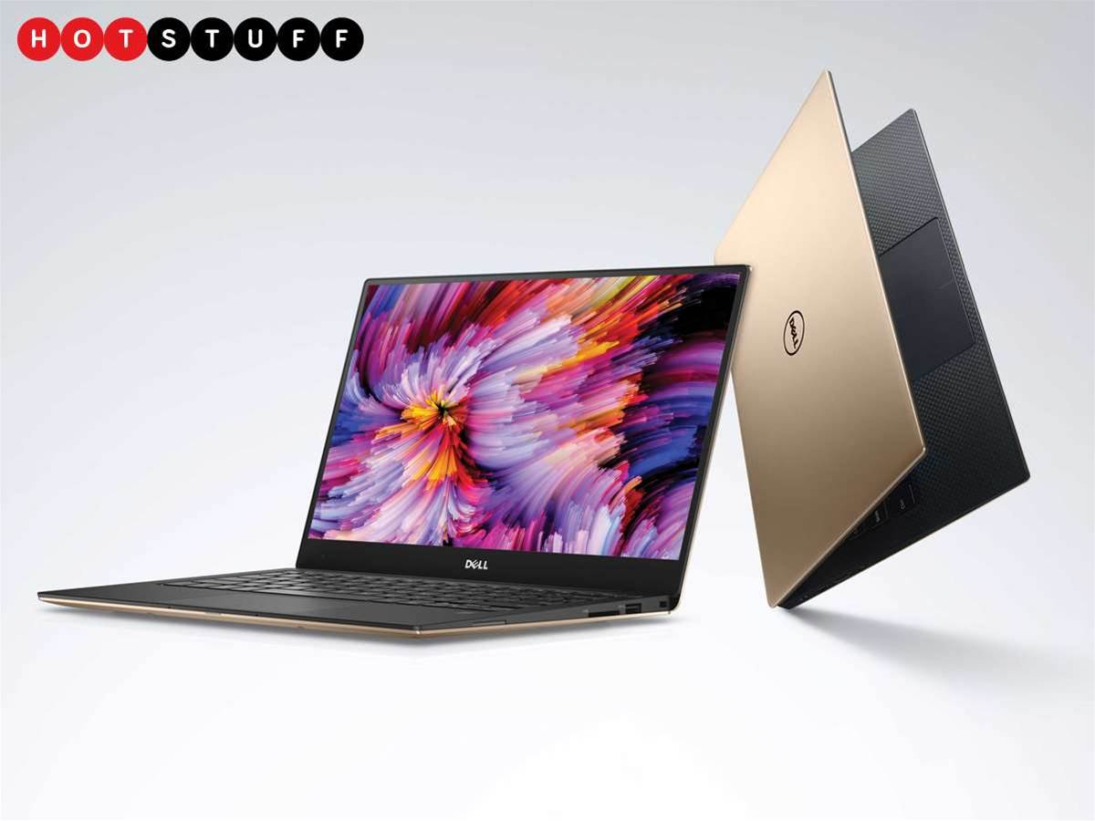 Dell XPS 13 refresh gets classy with rose gold finish