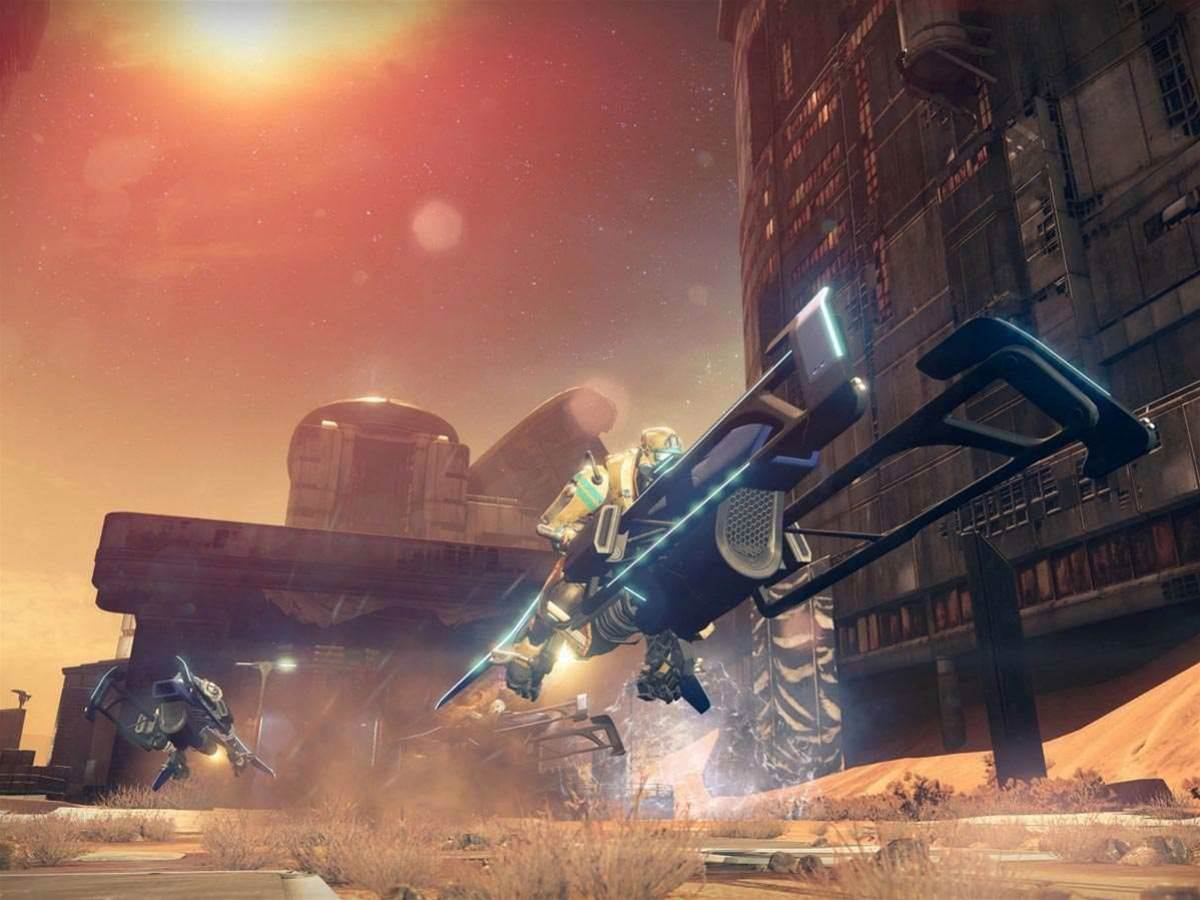 Destiny adding racing league