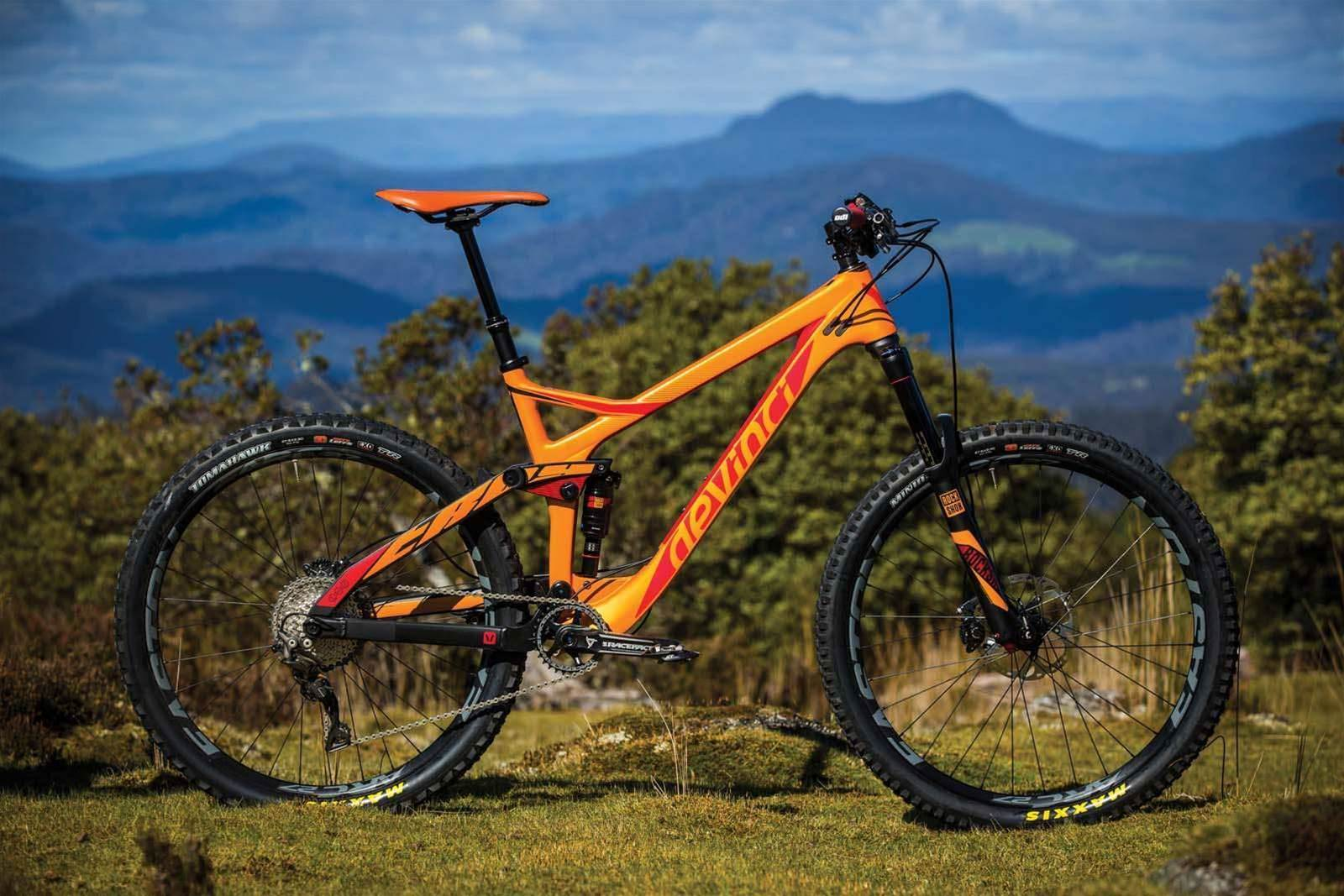 TESTED: Devinci Troy Carbon