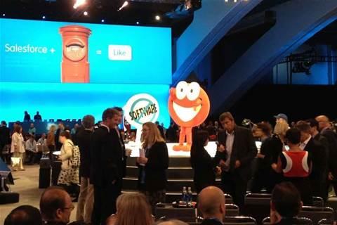 Salesforce unveils 'enterprise Dropbox'