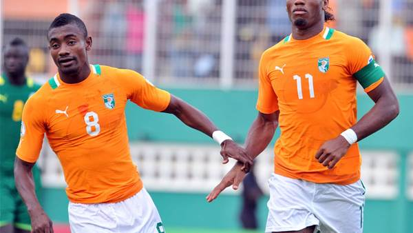WC Play-Off: Ivory Coast 3 Senegal 1