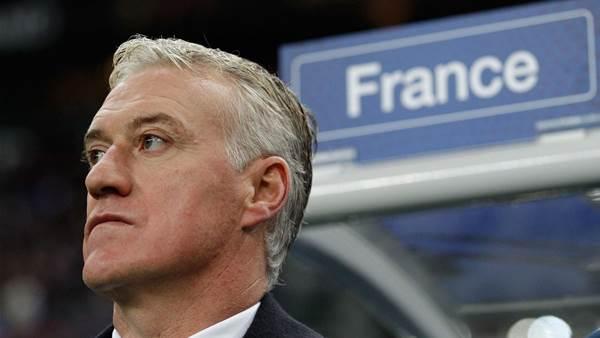Deschamps targets last 16 for France